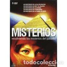 Cine: PACK MISTERIOS [DVD]. Lote 158046141