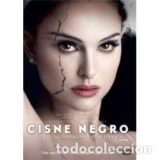 Cine: CISNE NEGRO [DVD]. Lote 158047172