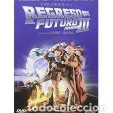 Cine: REGRESO AL FUTURO III [DVD]. Lote 158048109