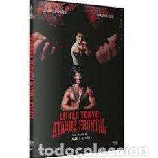 Cine: LITTLE TOKYO: ATAQUE FRONTAL DVD 1991 SHOWDOWN IN LITTLE TOKYO. Lote 158048640