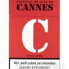 Cine: PACK FESTIVAL DE CINE DE CANNES. Lote 158054253