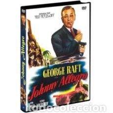 Cine: JOHNNY ALLEGRO (1949) (IMPORT). Lote 158061688