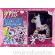 Cine: LITTLE PONY: ESTRELLA DESEOS + PONY [DVD]. Lote 158064072