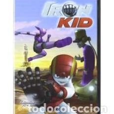 Cine: IRON KID: VOL 3 (EPISODIOS 14-20). Lote 158067928