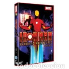 Cine: IRON MAN - VOLUMEN 4 [DVD]. Lote 158070097