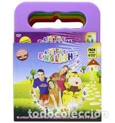 LITTLE ENGLISH PACK [DVD] (Cine - Varios)