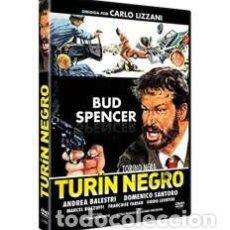 Cine: TURIN NEGRO [DVD]. Lote 158075197