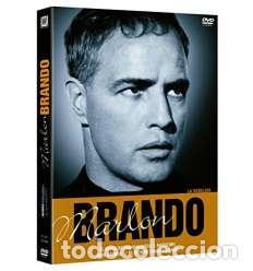 PACK MARLON BRANDO (4 TÍTULOS) [DVD] (Cine - Varios)