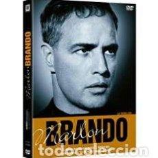Cine: PACK MARLON BRANDO (4 TÍTULOS) [DVD]. Lote 158076537