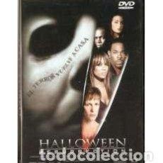 Cine: HALLOWEEN RESURRECTION [DVD]. Lote 158077172