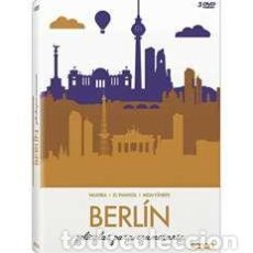 Cine: PACK BERLÍN: VALKIRIA EL PIANISTA MEIN FÜHRER [DVD]. Lote 158083585