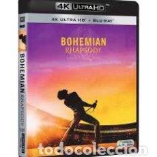 Cine: BOHEMIAN RHAPSODY BLU-RAY UHD [BLU-RAY] [BLU-RAY]. Lote 158086606