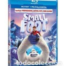 Cine: SMALLFOOT BLU-RAY [BLU-RAY] [BLU-RAY]. Lote 158086774