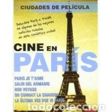 Cine: PACK CINE EN PARIS [DVD]. Lote 158048612