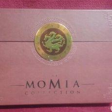 Cine: LA MOMIA COLLECTION 8 DVD + JUEGO DE MESA + LIBRO. Lote 158468144