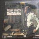 Cine: FRANK SINATRA - THE DETECTIVE . Lote 160487326