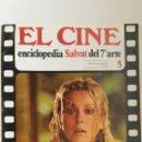 Cine: FASCÍCULO EL CINE ENCICLOPEDIA SALVAT DEL 7° ARTE N 5. Lote 160489129