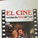 Cine: FASCÍCULO EL CINE ENCICLOPEDIA SALVAT DEL 7° ARTE N 9. Lote 160489812