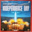 Cine: INDEPENDANCE DAY (LASER DISC,LASERDISC,PAL). Lote 160649722