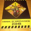 Cine: ZOMBI GUIA DE SUPERVIVENCIA SI ERES UNO DE ELLOS. Lote 160665106