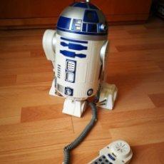 Cine: STAR WARS TELÉFONO RETRO R2-D2. Lote 165349322