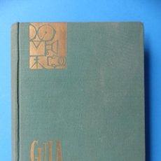 Cine: LIBRO GUIA CINEMATOGRAFICA Y DE PELICULAS ESTRENADAS EN 1961, EDICIONES CINESTUDIO. Lote 165367918