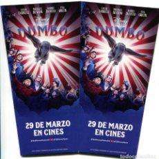 Cine: DUMBO, CON COLIN FARRELL. VASO PEQUEÑO.. Lote 171711413