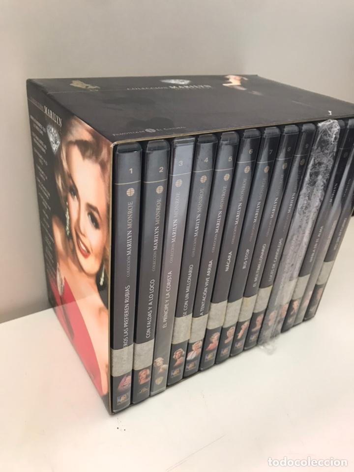 Cine: COLECCIÓN MARILYN MONROE 14 DVD - Foto 2 - 165977058