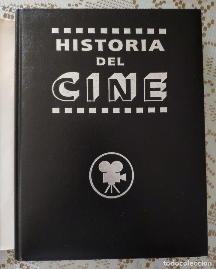 Cine: HISTORIA DEL CINE: PELICULAS, DIRECTORES Y ACTORES (COLECCION COMPLETA) (EUROLIBER, S.A. 1994) - Foto 3 - 166012962