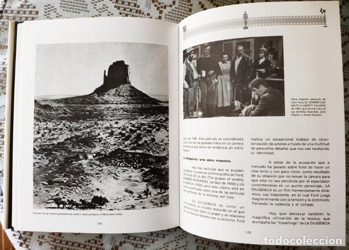 Cine: HISTORIA DEL CINE: PELICULAS, DIRECTORES Y ACTORES (COLECCION COMPLETA) (EUROLIBER, S.A. 1994) - Foto 4 - 166012962