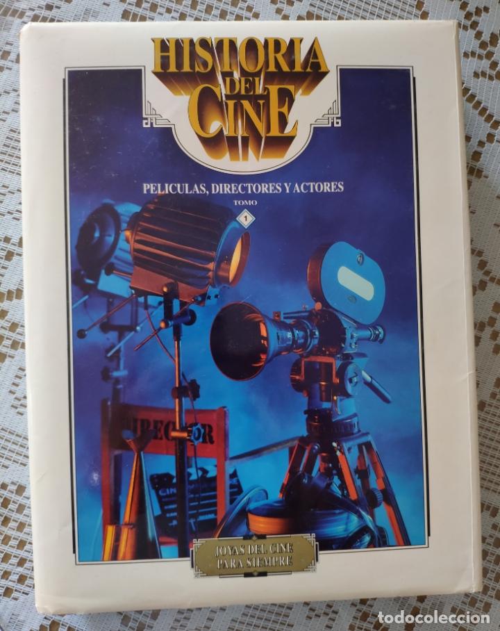 Cine: HISTORIA DEL CINE: PELICULAS, DIRECTORES Y ACTORES (COLECCION COMPLETA) (EUROLIBER, S.A. 1994) - Foto 5 - 166012962