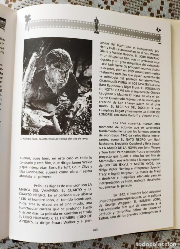 Cine: HISTORIA DEL CINE: PELICULAS, DIRECTORES Y ACTORES (COLECCION COMPLETA) (EUROLIBER, S.A. 1994) - Foto 6 - 166012962