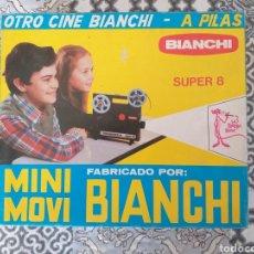 Cine: MINI MOVI BIANCHI SUPER 8 1980. Lote 166047298