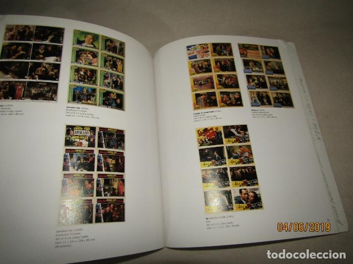 Cine: HITCHCOCK POSTER ART TONY NOURMAND MARK H. WOLFF LIBRO de Carteles de Películas de ALFRED HITCHCOCK - Foto 2 - 166943800