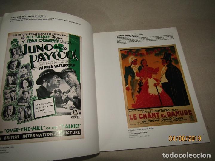 Cine: HITCHCOCK POSTER ART TONY NOURMAND MARK H. WOLFF LIBRO de Carteles de Películas de ALFRED HITCHCOCK - Foto 4 - 166943800