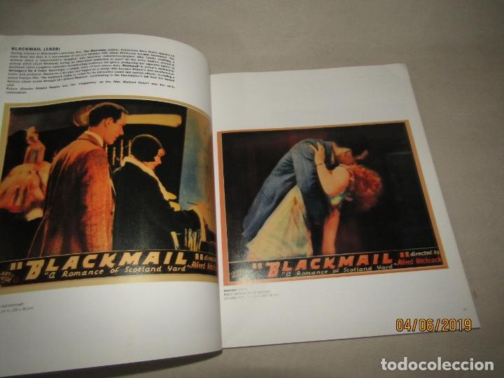 Cine: HITCHCOCK POSTER ART TONY NOURMAND MARK H. WOLFF LIBRO de Carteles de Películas de ALFRED HITCHCOCK - Foto 7 - 166943800