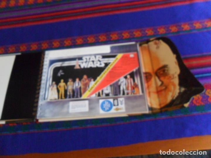Cine: STAR WARS SCRAPBOOK THE ESSENTIAL COLLECTION. VIRGIN 1998. DE LUJO, IMPRESIONANTE. BUEN ESTADO. - Foto 5 - 167204248