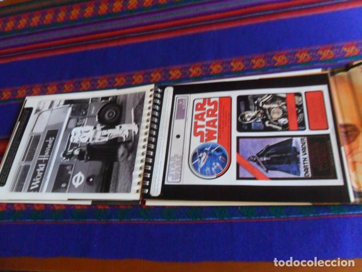 Cine: STAR WARS SCRAPBOOK THE ESSENTIAL COLLECTION. VIRGIN 1998. DE LUJO, IMPRESIONANTE. BUEN ESTADO. - Foto 7 - 167204248