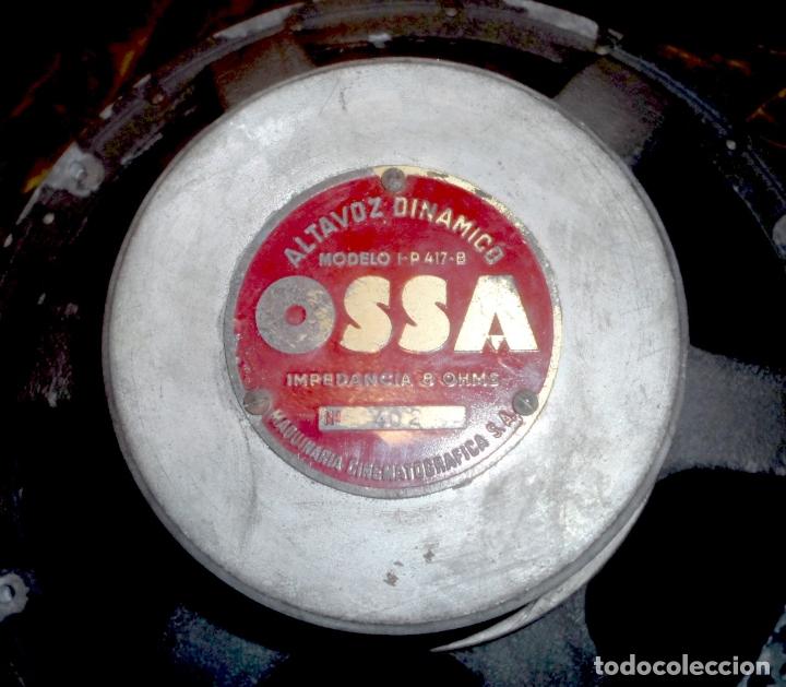 Cine: PROYECTOR DE CINE OSSA 60 A ELECTRONICA VER FOTOS ultimo precio FRANCINE - Foto 26 - 116185642