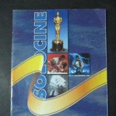 Cine: CATALOGO PUBLICITARIO MOVIES DISTRIBUCION SOLO CINE 68 PAGINAS Nº 8 NOVIEMBRE 1994. Lote 168985804