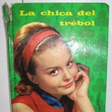Cine: LIBRO ROCIO DURCAL - LA CHICA DEL TRÉBOL, EDITORIAL FELICIDAD, COLECCIÓN CINEFA 1964. Lote 169599024