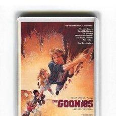 Cinema: IMAN ACRILICO NEVERA - CINE GOONIES. Lote 169660860