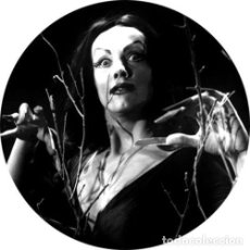 Cine: CHAPA/BADGE VAMPIRA . PIN BUTTON ED WOOD PLAN 9 FROM OUTER SPACE MAILA NURMI. Lote 227776055