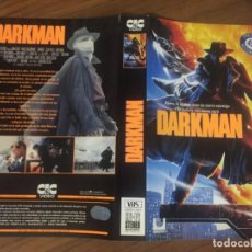 Cine: CARATULA VIDEO CAJA GRANDE DARKMAN . Lote 170901315