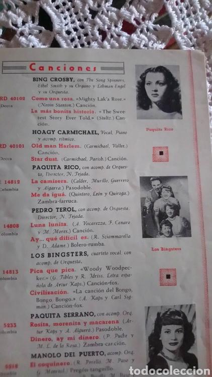 Cine: Columbia 1949 ana maria gonzalez - Foto 2 - 170968769