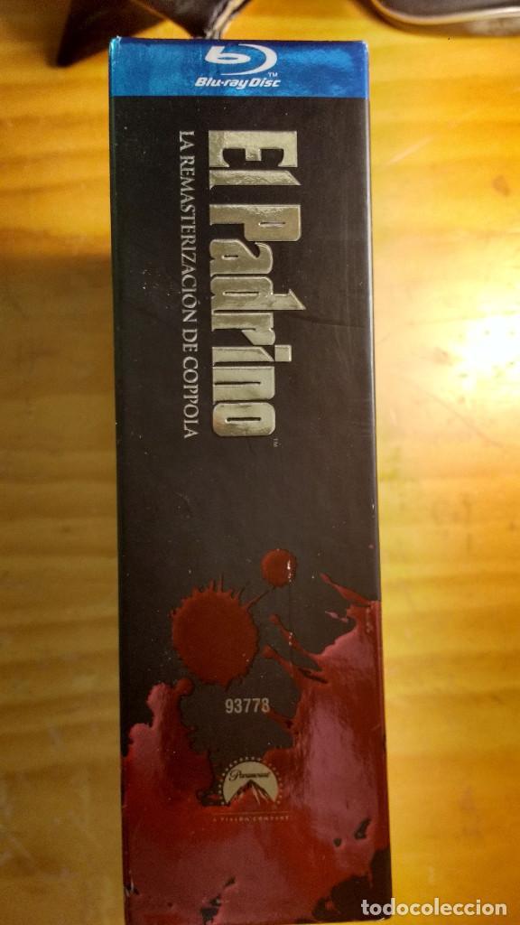 Cine: CAJA, ESTUCHES Y CARÁTULAS ORIGINALES - BLU-RAY - EL PADRINO - SAGA, la remasterización de Coppola - Foto 3 - 171092833