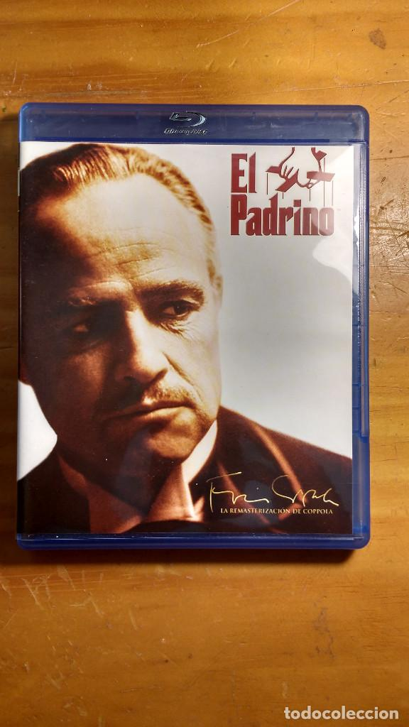 Cine: CAJA, ESTUCHES Y CARÁTULAS ORIGINALES - BLU-RAY - EL PADRINO - SAGA, la remasterización de Coppola - Foto 4 - 171092833