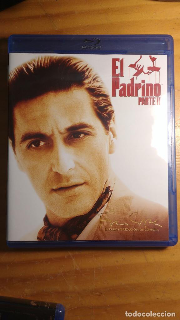 Cine: CAJA, ESTUCHES Y CARÁTULAS ORIGINALES - BLU-RAY - EL PADRINO - SAGA, la remasterización de Coppola - Foto 6 - 171092833