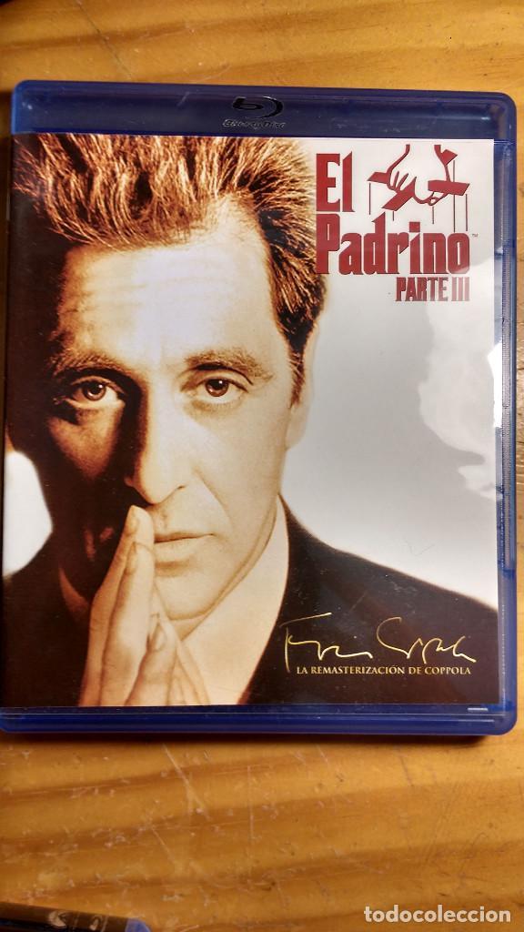 Cine: CAJA, ESTUCHES Y CARÁTULAS ORIGINALES - BLU-RAY - EL PADRINO - SAGA, la remasterización de Coppola - Foto 8 - 171092833