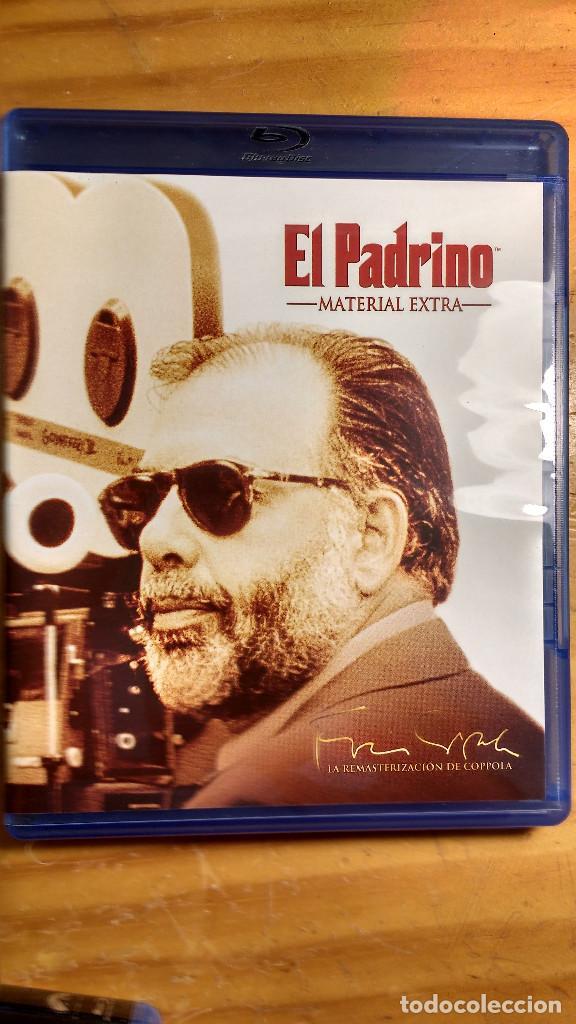 Cine: CAJA, ESTUCHES Y CARÁTULAS ORIGINALES - BLU-RAY - EL PADRINO - SAGA, la remasterización de Coppola - Foto 10 - 171092833